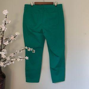 Talbots Jeans - Talbots Flawless Slim Ankle Jean Size 14
